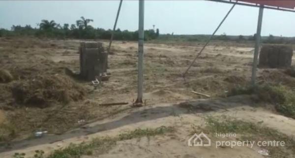 Plots of Land at Royal Flex Estate, Royal Flex Estate, Phase 1, Monastery Road, Sangotedo, Ajah, Lagos, Mixed-use Land for Sale