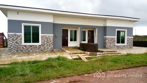 2 Bedroom Bungalow (finished), Cranbel Court Estate, Gwagwalada, Abuja, House for Sale