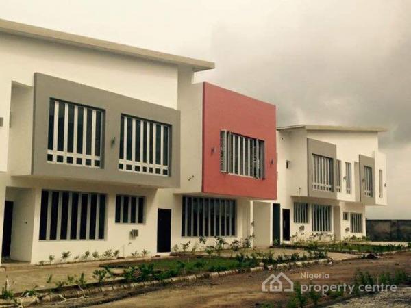 3 Bedroom Terrace Duplex + Maids Room, Micheville Estate, Lokogoma District, Abuja, Terraced Duplex for Sale