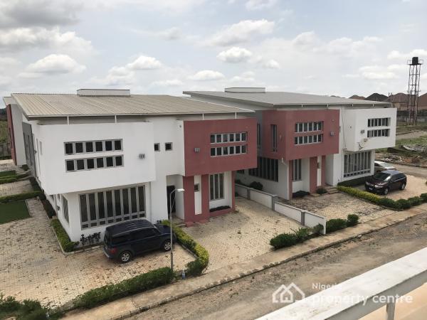 3 Bedroom Terrace Duplex + Bq, Micheville Estate, Lokogoma District, Abuja, Terraced Duplex for Sale