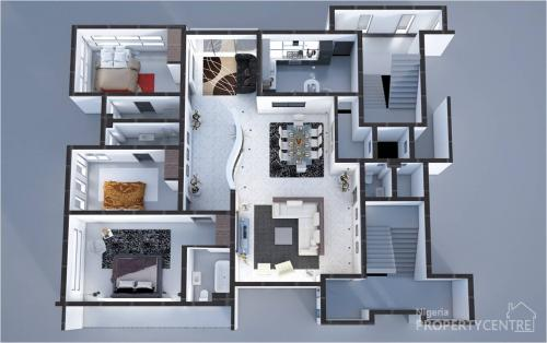 For sale luxury and spacious 3 bedroom all ensuite for 3 bedroom ensuite house plans