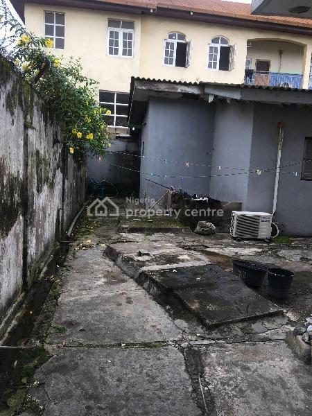 2 Nos 3 Bedrooms Wings of Duplexes with 2 Room Bq Each, Abosede Kuboye Street, Eric Moore, Surulere, Lagos, Detached Duplex for Sale