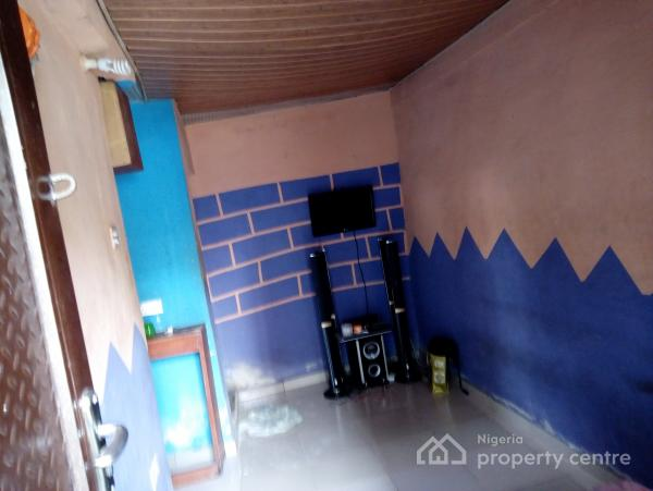 a Lovely Cheap Room Self-contained @ Onike Behind Unilag Yaba Lagos, Onike, Yaba, Lagos, Self Contained (studio) Flat for Rent