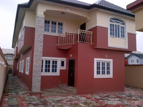 Brand New And Superbly Finished 5 Bedroom House With Boys Quarters Lekki Lagos Bluehedge