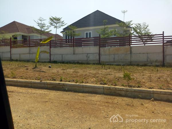 20 Hectares Land Approved for Commercial and Residential Developments, Karsana South, Behind Efab Queens Estate, Karsana, Abuja, Commercial Land for Sale