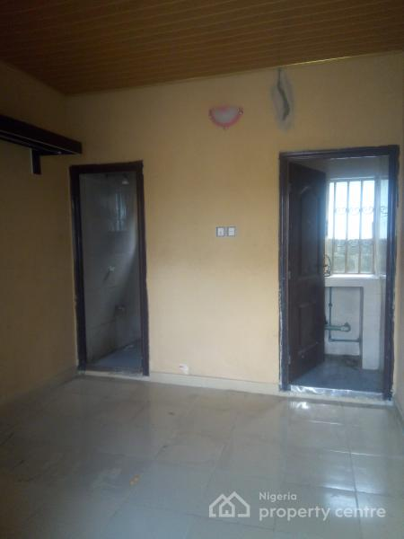 Spacious and Clean Room Self Con to Let at Ajah Lekki, Silverland Estate, Sangotedo, Ajah, Lagos, Self Contained (single Rooms) for Rent