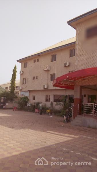 Well Built 55 Room Hotel, Close to The Apostolic Church Road, Jabi, Abuja, Hotel / Guest House for Sale
