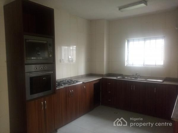 Treasure Gardens Estate 3 Bedroom Flat With Bq And Split Units  Air Conditioning, Lekki ...