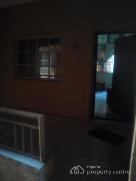 One Bedroom Apartment, Block 3, Flat 1, Mubende Street, Utako, Abuja, Mini Flat for Rent
