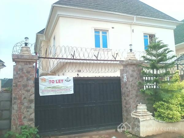 Two Bedroom Duplex, Apo Resettlement, Near Anglican Church, Apo, Abuja, Semi-detached Duplex for Rent