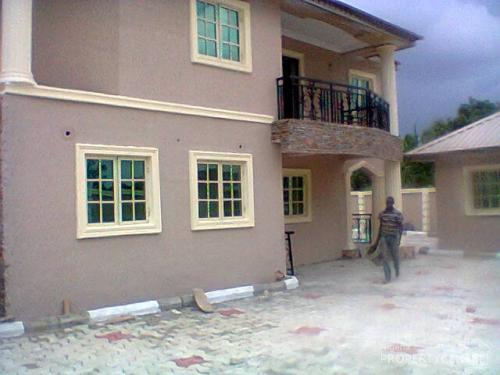 For sale 4 bedroom duplex with detached 2 bedroom flat for 4 bedroom duplex house plans