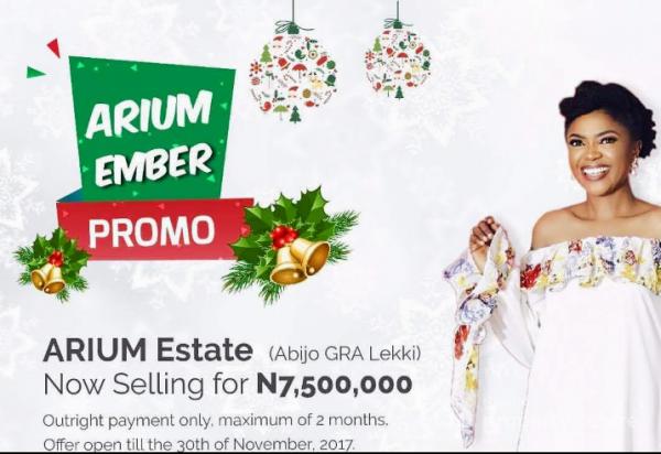 Arium Estate, Abijo, Lekki, Lagos, Residential Land for Sale