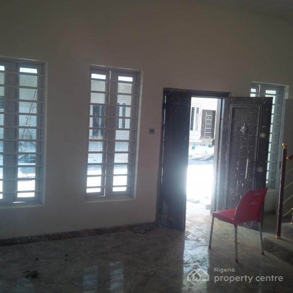 Luxury New 4 Bedroom  with Bq, Ologolo, Lekki, Lagos, Semi-detached Duplex for Sale