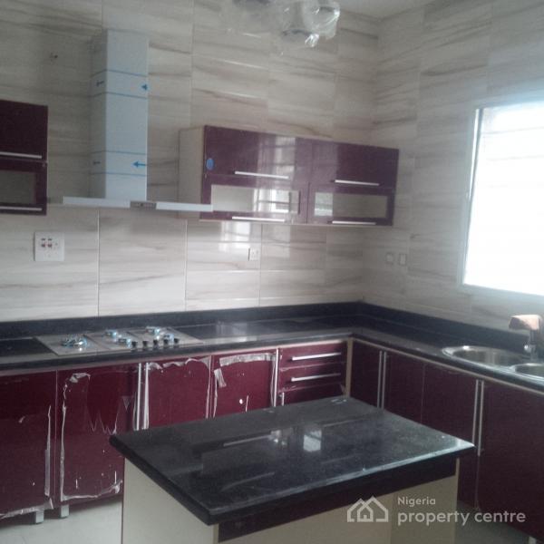 Luxury New 5 Bedroom, Osapa, Lekki, Lagos, Detached Duplex for Sale