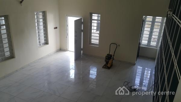 Brand New 4 Bedroom Semi-detached House with Bq, Chevron, Lekki, Lagos, House for Sale