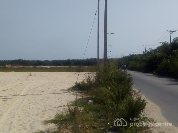 Land Measuring 956sq, Kafayat Street, Off Fola Osibo, Lekki Phase 1, Lekki, Lagos, Mixed-use Land for Sale