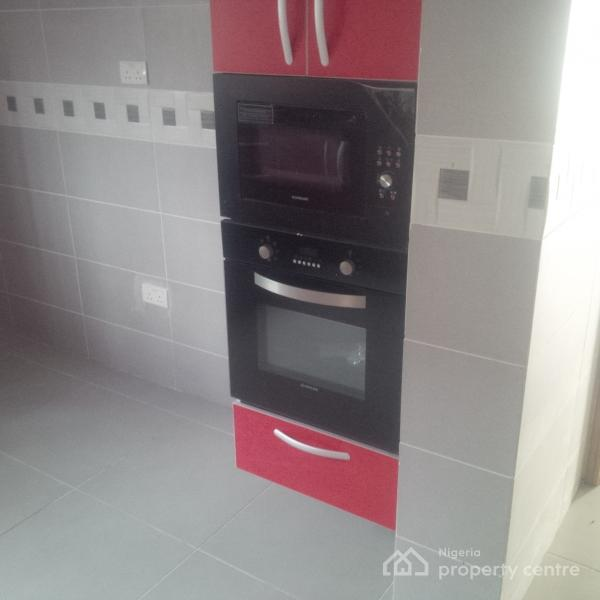 New 3 Bedroom, Ikate Elegushi, Lekki, Lagos, Flat for Rent