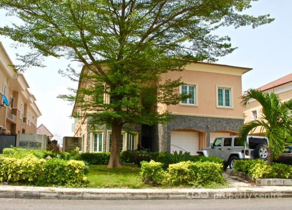 For Sale Premium Detach Five Bedroom House With Swimming Pool Nicon Estate Vgc Lekki Lagos
