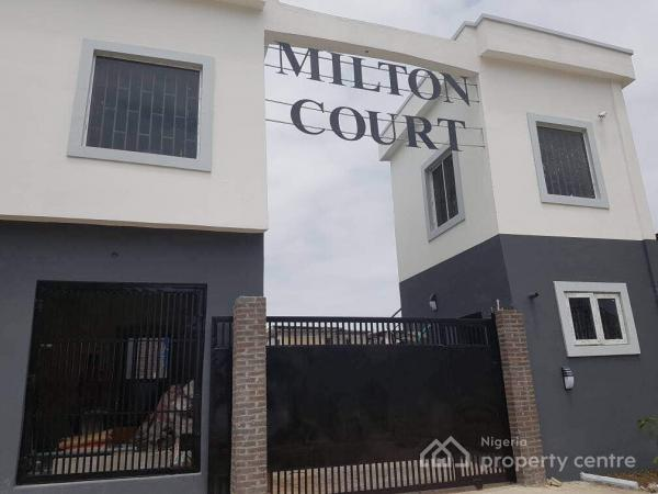 2 Units of Newly Built and Fully Serviced 4 Bedroom Terrace Duplex, Ikate Elegushi, Lekki, Lagos, Terraced Duplex for Sale