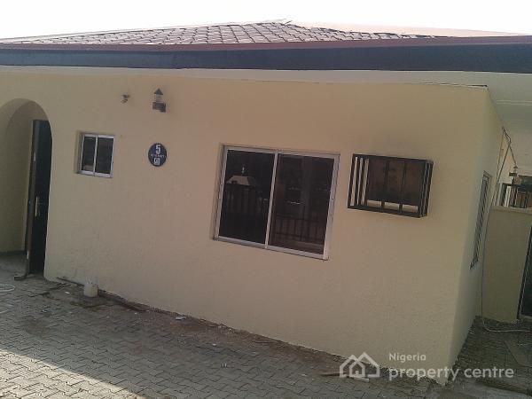 4 Bedroom Bungalow, F5 Street, Citec Estate, Mbora, Abuja, Semi-detached Bungalow for Rent