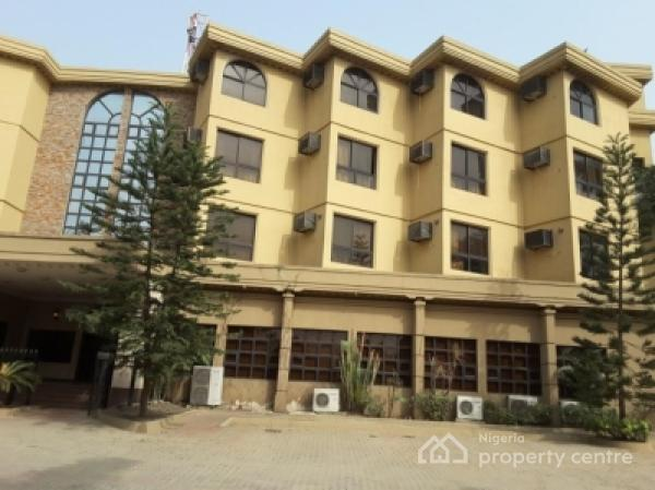 For sale 40 rooms hotel by muritala international for Houses for sale with guest house on property