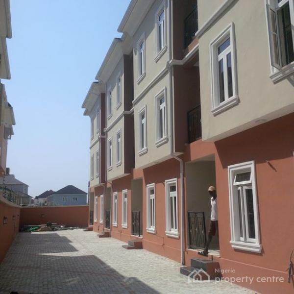 Duplex Housing For Rent: For Rent: 4 Units Of 4 Bedroom Terraced Duplex , Agungi