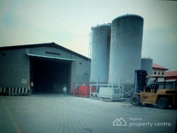 Manufactory building vegetable oils
