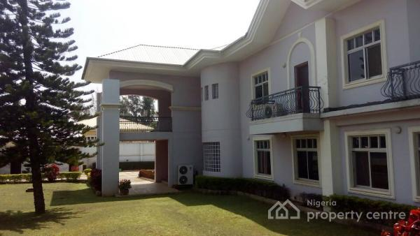 For sale 7 bedroom mansion maitama district abuja 7 for Mansions in nigeria for sale