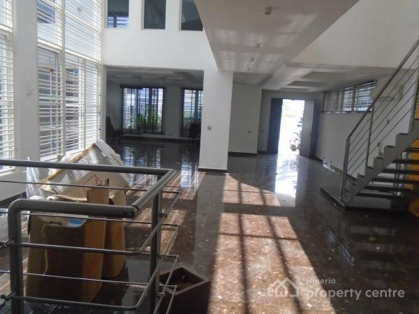 a 5 Bedroom 1 Bq House, Banana Island, Ikoyi, Lagos, Detached Duplex for Rent