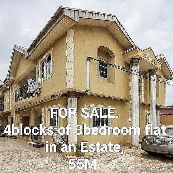 Furnished 3 Bedroom Houses For Sale In Oko-oba, Agege