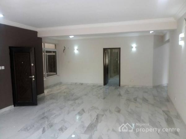 a Brand New Luxury Serviced 3 Bedroom Flat and  a Room Servant Quarters, 2nd Avenue Estate, Ikoyi Lagos., Ikoyi, Lagos, Flat for Rent