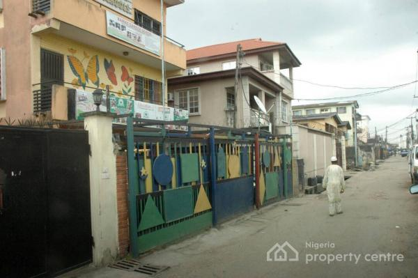 Block Of Flats For Sale In Ojuelegba Surulere Lagos Nigeria