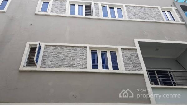 Beautifully Designed 4 Bedroom Terraced Duplex, Ogunlana Street, Allen, Ikeja, Lagos, Terraced Duplex for Sale