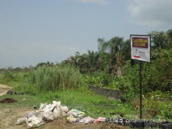 40 Hectares Land, Opposite Crown Estate, Adjacent Novare Mall, Lekki Expressway, Lekki, Lagos, Mixed-use Land for Sale