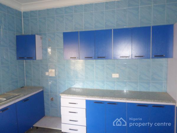Luxury 3 Bedroom Flat, Mabuchi, Abuja, Flat for Rent