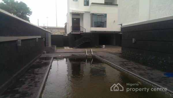 3 Bedroom Terraced Duplex + B/q, Elegushi Around Ikate Elegushi Ikate Lekki Lagos, Ikate Elegushi, Lekki, Lagos, Terraced Duplex for Sale