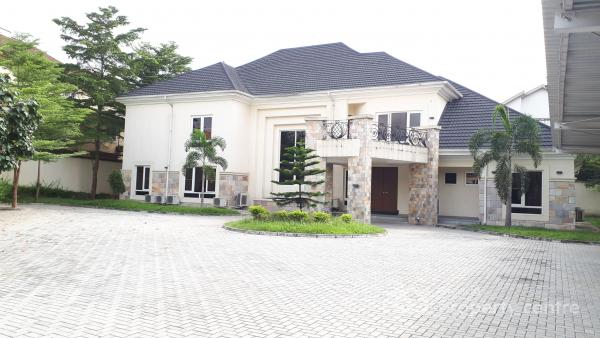 Massive 6 Bedroom Detached House, Parkview, Ikoyi, Lagos, Detached Duplex for Rent
