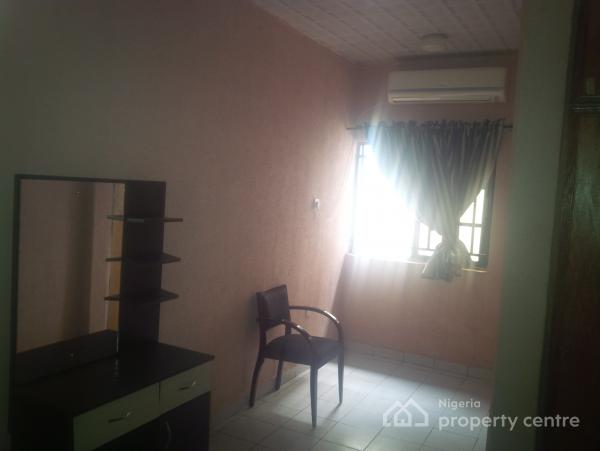 Furnished Selfcontain (negotiable), Close to Navy Quarters, Jahi, Abuja, Flat for Rent