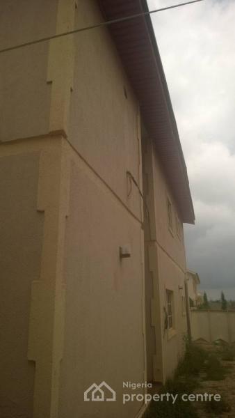 Luxury 4 Bedroom Duplex + 2 Rooms Bq, Sunny Ville Estate, Lokogoma District, Abuja, Semi-detached Duplex for Sale