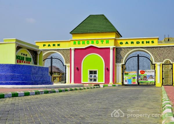 648msq Land in Adron Homes Estate, Treasure Park and Gardens, Phase 2 Extension, Simawa, Ogun, Mixed-use Land for Sale