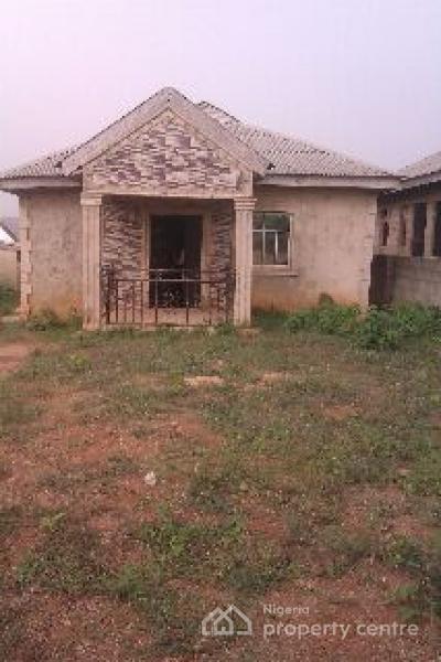 3 Bedroom Flat Plan On Half Plot In Nigeria - Home Alqu