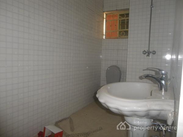 New 3 Bedroom + Bq, Kado, Abuja, Flat for Rent