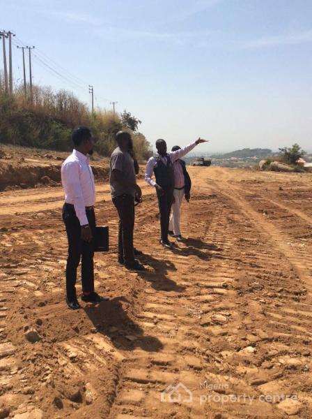 Luxury Estate, Maitama District, Abuja, Residential Land for Sale