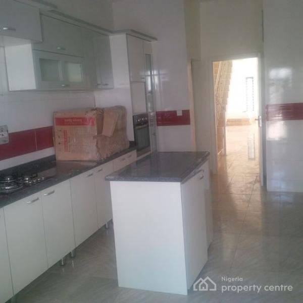 For sale 4 bedroom semi detach duplex agungi lekki for Kitchen cabinets for sale in lagos