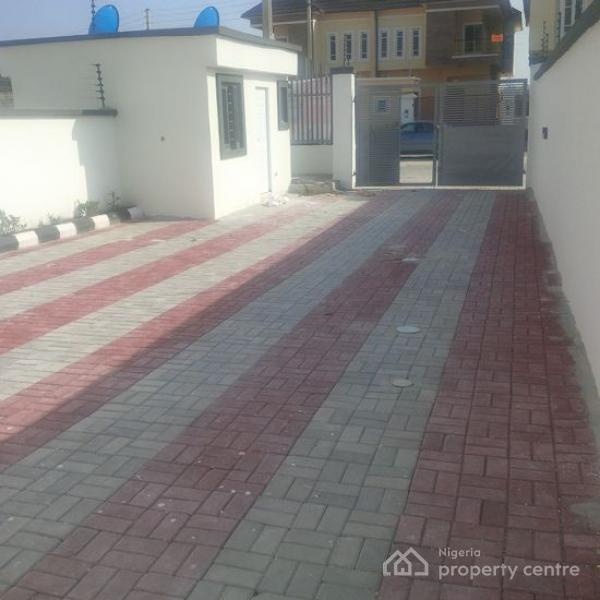 4 Bedroom Semi Detach Duplex, Agungi, Lekki, Lagos, Semi-detached Duplex for Sale
