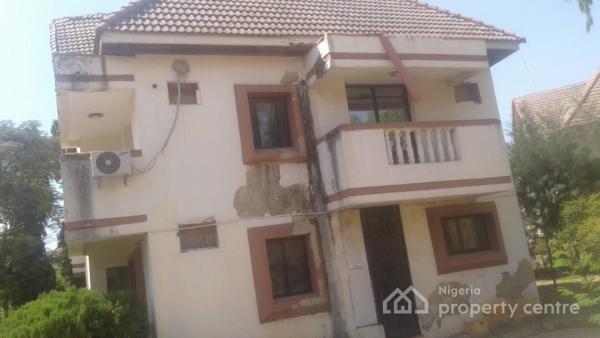 5 Bedrooms Detached Duplex, Adisa Estate, Apo, Abuja, Detached Duplex for Sale