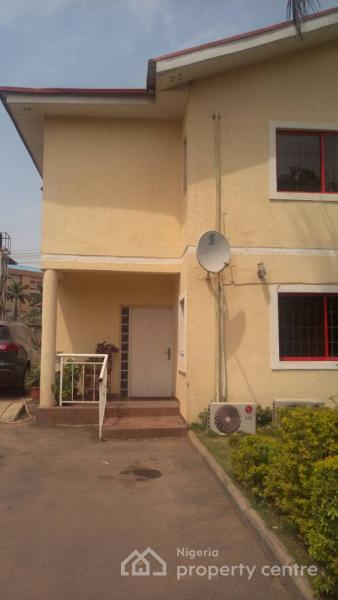 Luxury 3 Bedrooms Duplex + 1 Room Bq, Golden Estate, Inside Adisa Estate, Apo, Abuja, Semi-detached Duplex for Sale