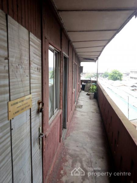 a 3 Storey Development on an L Shaped Plot of Land, Williams Street, C.m.s, Lagos Island, Lagos, Plaza / Complex / Mall for Sale