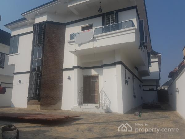 Luxury Top Notch 5 Bedroom Detached Duplex with Bq, Lekki, Lagos, Detached Duplex for Sale