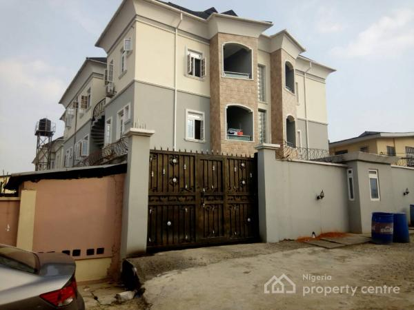 Flats for sale in soluyi gbagada lagos nigeria for Kitchen cabinets for sale in lagos